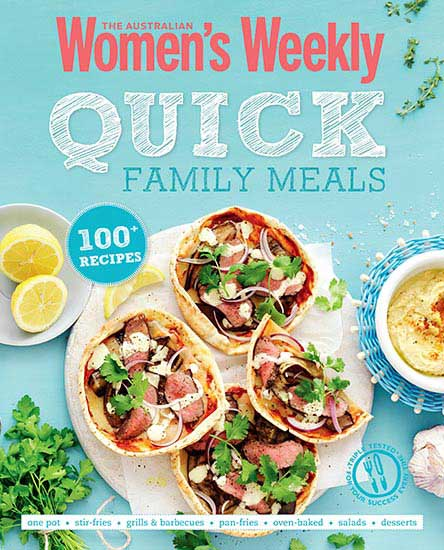 The Australian Women's Weekly Quick Family Meals