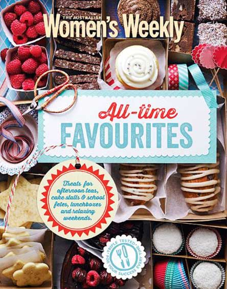 The Australian Women's Weekly All-Time Favourites