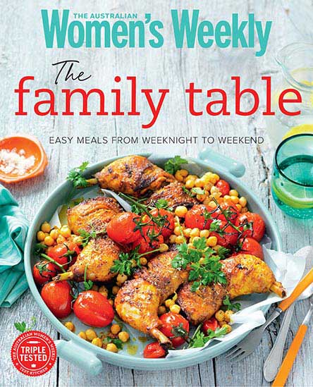 The Australian Women's Weekly Family Table