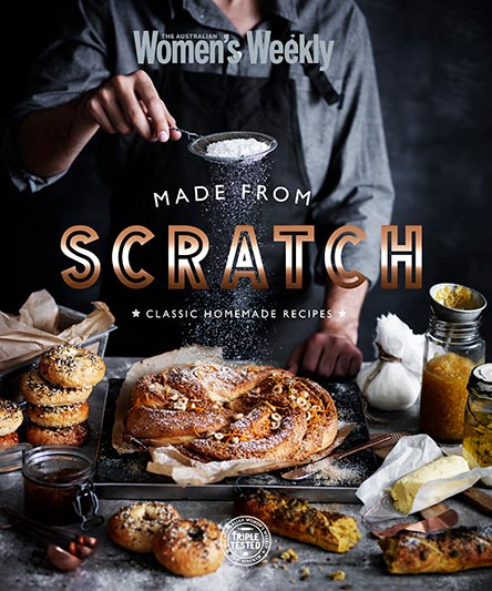 The Australian Women's Weekly Made From Scratch