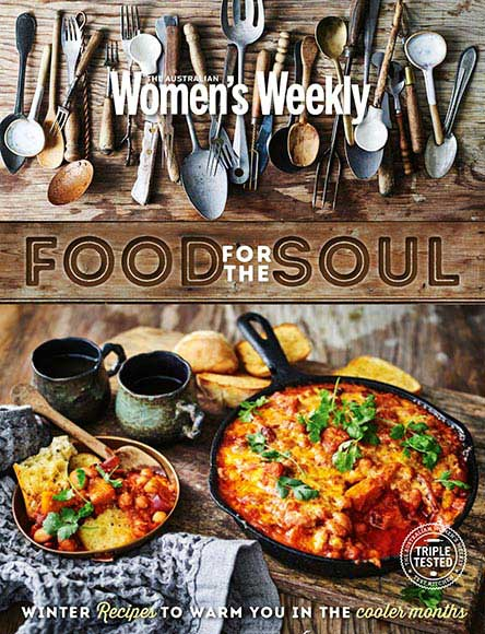 The Australian Women's Weekly Food For The Soul