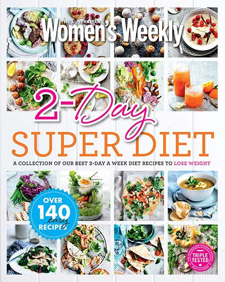 The Australian Women's Weekly 2-Day Super Diet