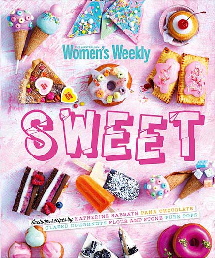 The Australian Women's Weekly Sweet