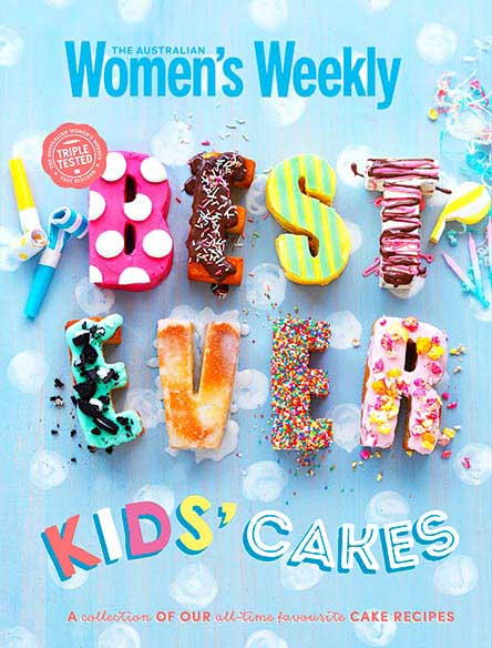 The Australian Women's Weekly Best-Ever Kids Cakes
