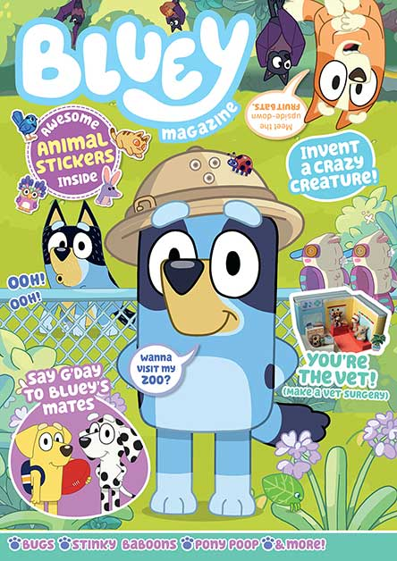 Bluey Magazine Issue 4