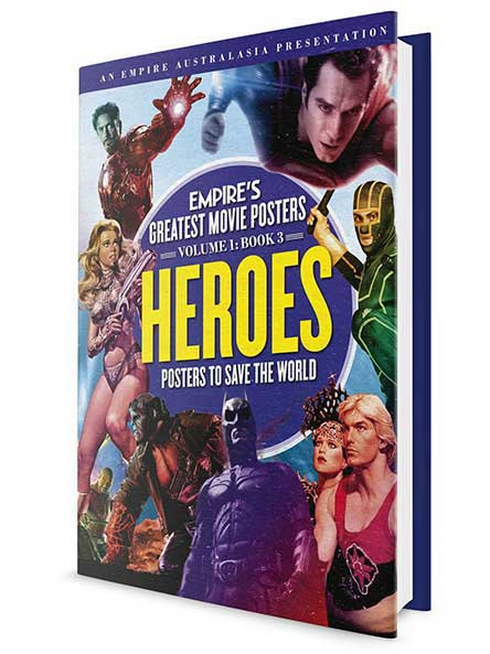 Empire Hero Posters To Save The World