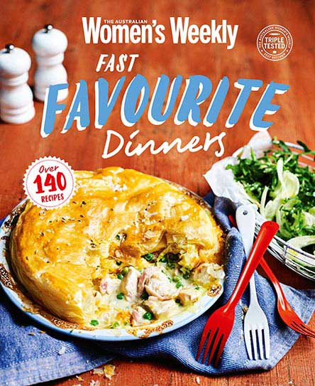 The Australian Women's Weekly Fast Favourite Dinners