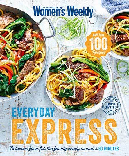 The Australian Women's Weekly Everyday Express