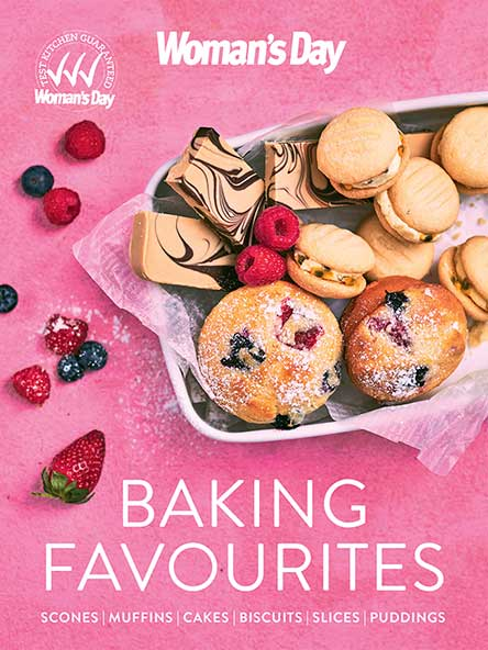 Woman's Day Baking Favourites