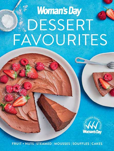 Woman's Day Dessert Favourites