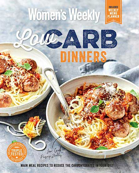 The Australian Women's Weekly Low Carb Dinners