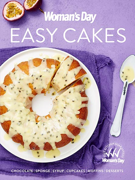 Woman's Day Easy Cakes