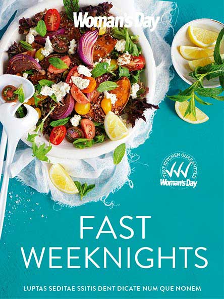 Woman's Day Fast Weeknights