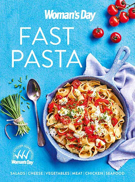 Woman's Day Fast Pasta