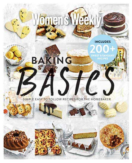 The Australian Women's Weekly Baking Basics