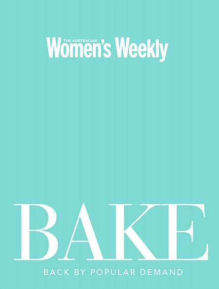 The Australian Women's Weekly Bake