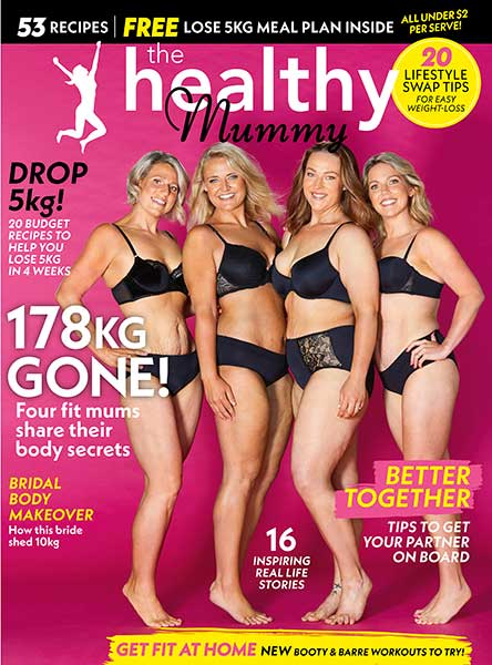 Healthy Mummy Magazine Issue 3