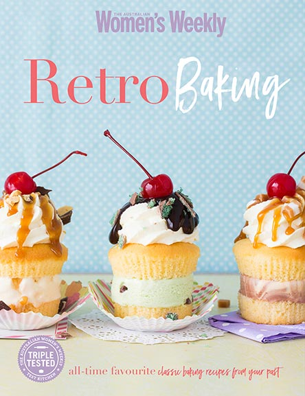 The Australian Women's Weekly Retro Baking