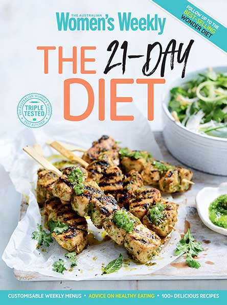 The Australian Women's Weekly The 21-Day Diet