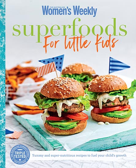 The Australian Women's Weekly Superfoods for Little Kids