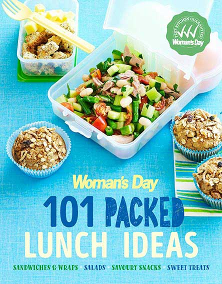 Woman's Day 101 Packed Lunch Ideas