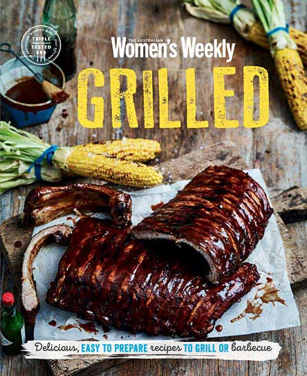 The Australian Women's Weekly Grilled
