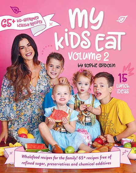 My Kids Eat Volume 2 by Sophie Guidilon