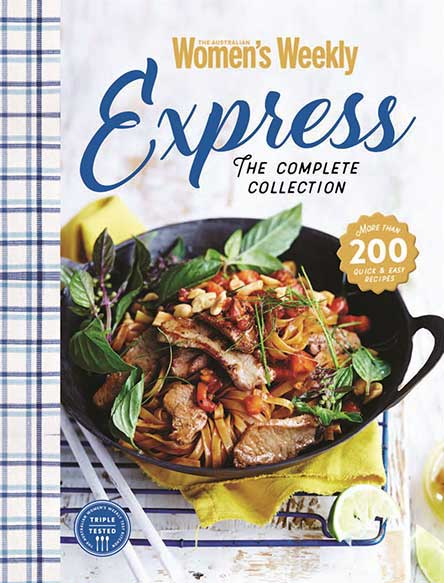 The Australian Women's Weekly Express: Complete Collection