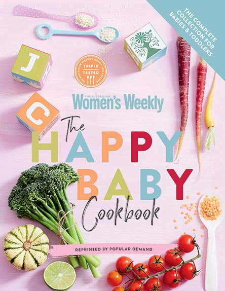 The Austraian Womens Weekly The Happy Baby Book