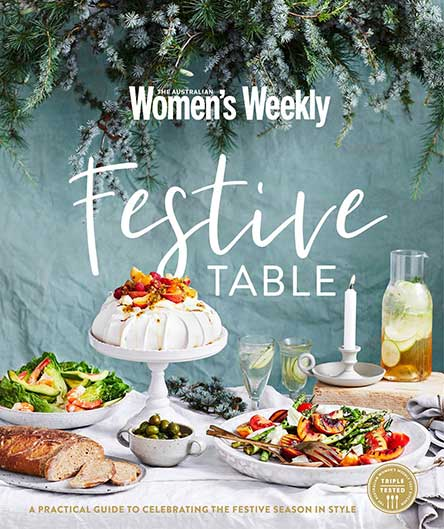 The Australian Women's Weekly Festive Table