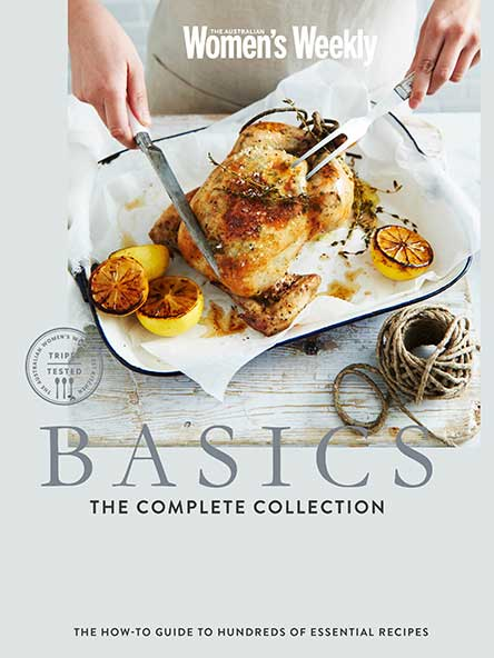 The Australian Women's Weekly Basics: The Complete Collection