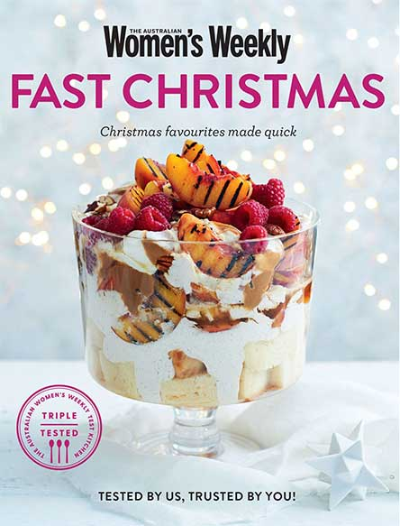 The Australian Women's Weekly Fast Christmas