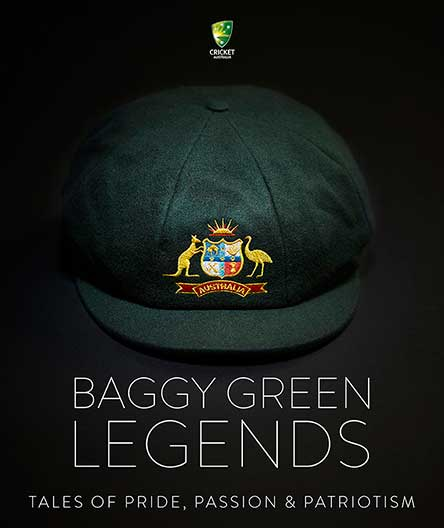 Baggy Green Legends
