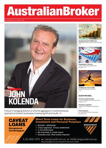 Australian Broker Magazine Subscription