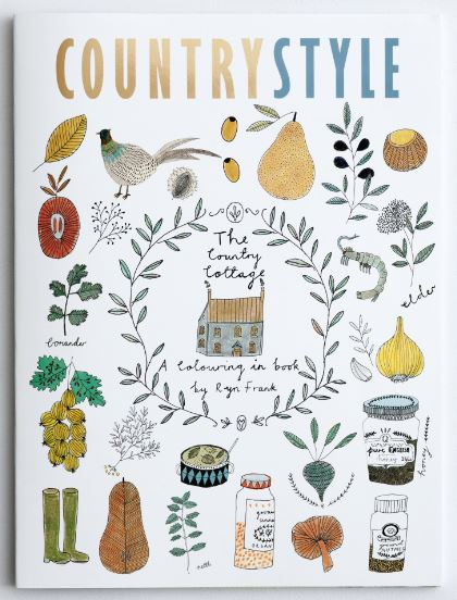 Country Style: The Country Cottage