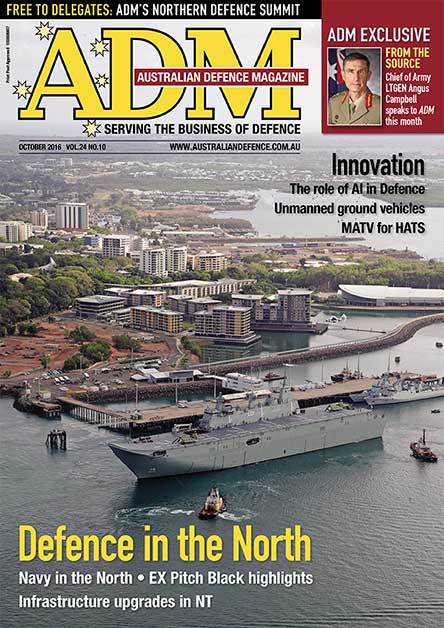 Australian Defence Magazine Subscription