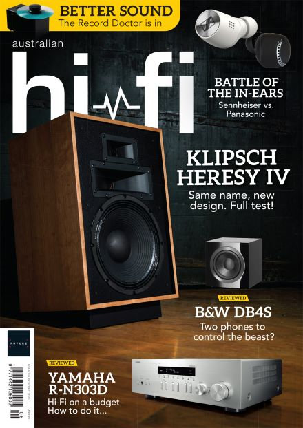 Australian Hi-Fi Magazine 7 issues