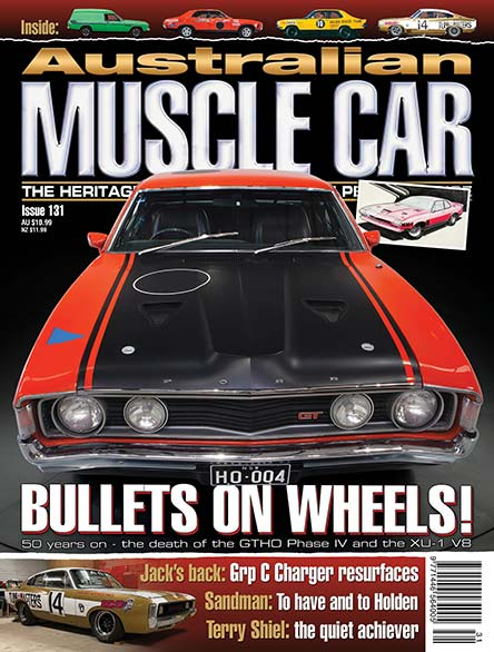 Australian Muscle Car 7 issues