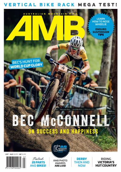 Australian Mountain Bike 7 issues