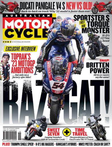 Australian Motorcycle News Magazine Subscription