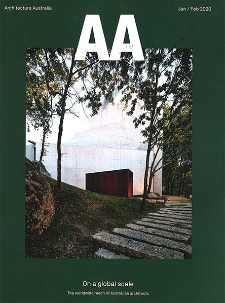 Architecture Australia Magazine Subscription