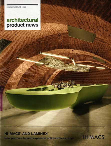 Architectural Product News 6 issues