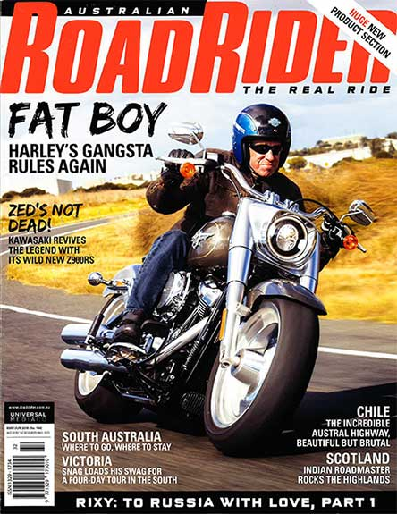 Australian Road Rider 24 issues
