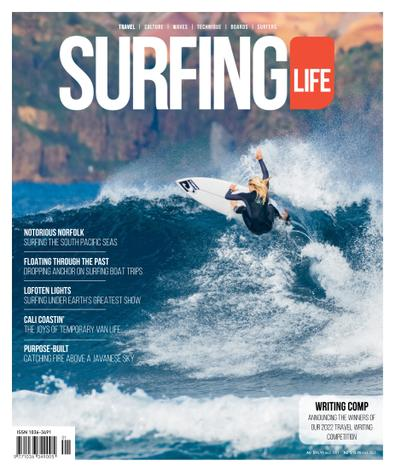 Surfing Life Magazine Subscription
