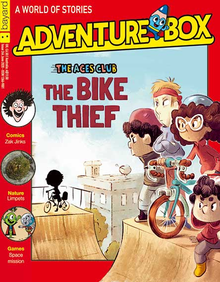 AdventureBox Magazine 10 issues