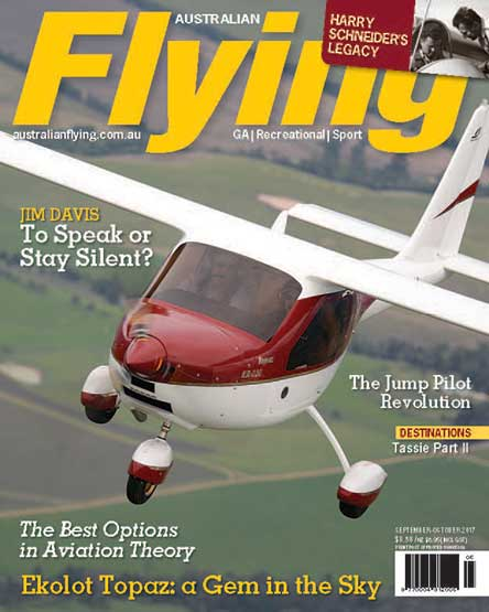 Australian Flying 6 issues