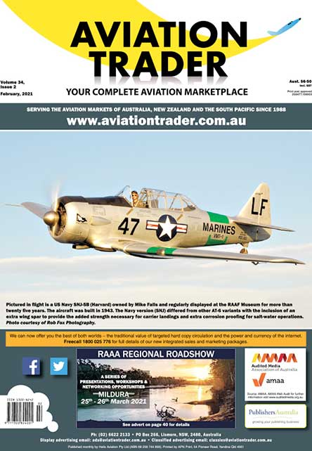 Aviation Trader 12 issues