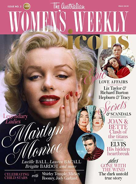 The Australian Women's Weekly Icons magazine issue 2