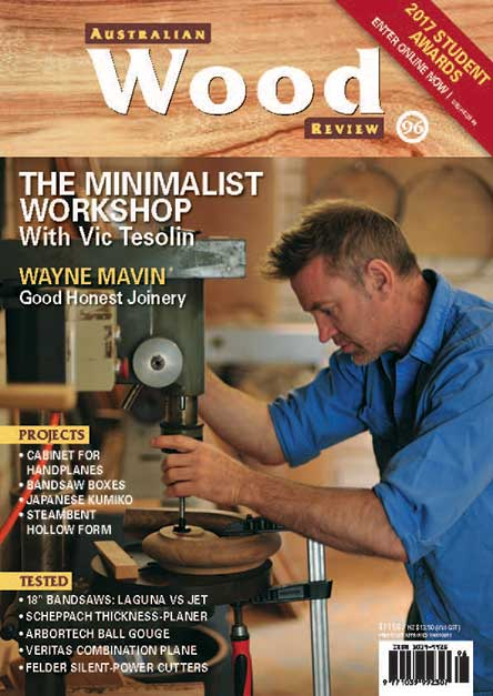 Australian Wood Review Magazine Subscription