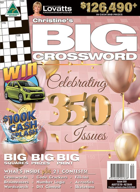 Big Crossword (AU) Magazine Subscription